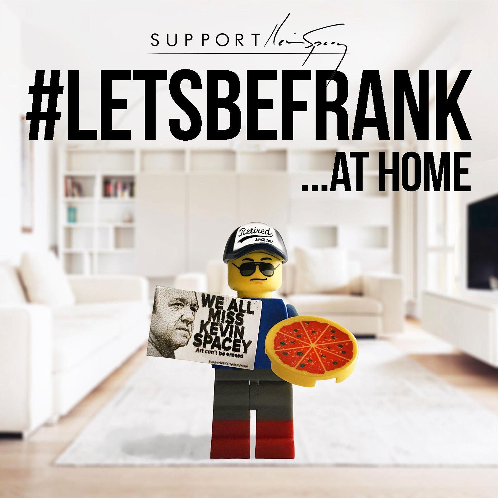 #letsbefrank... at home
