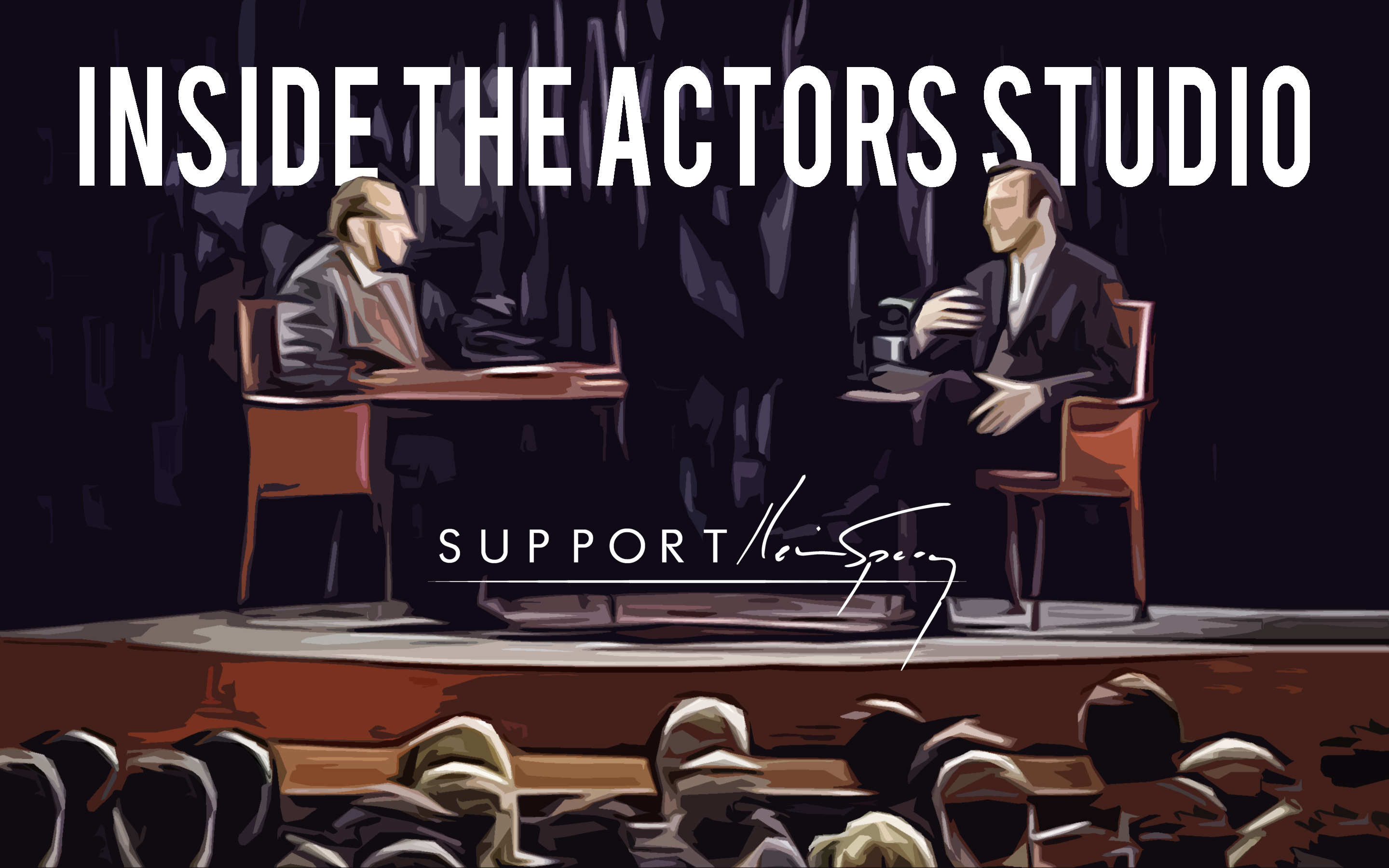 Kevin Spacey inside the actors studio supportkevinspacey.com