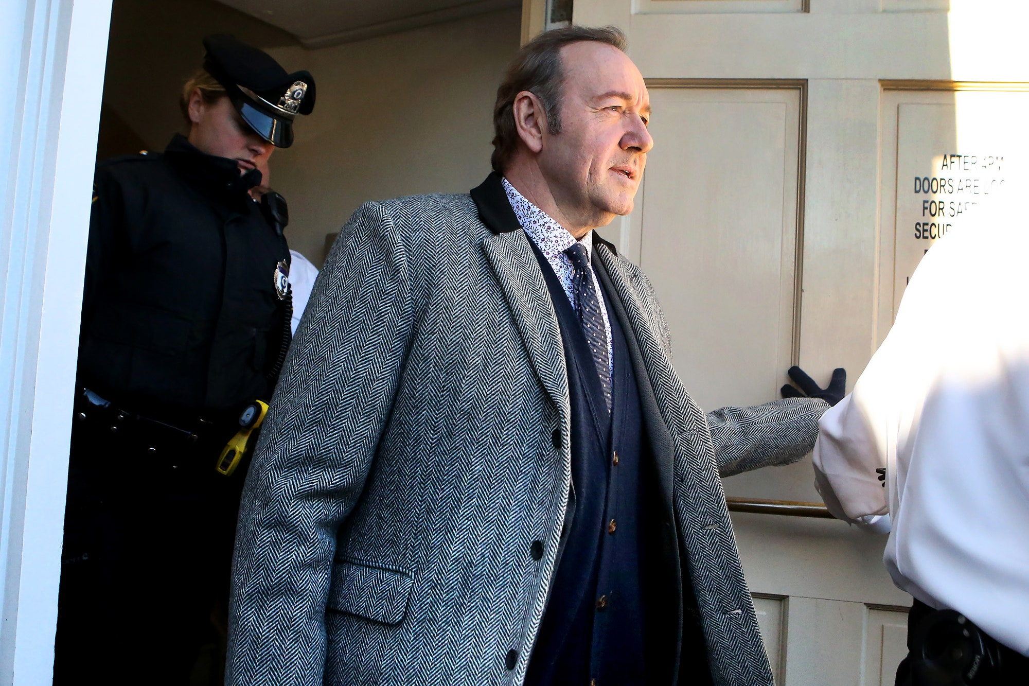Kevin Spacey dismissed supportkevinspacey.com